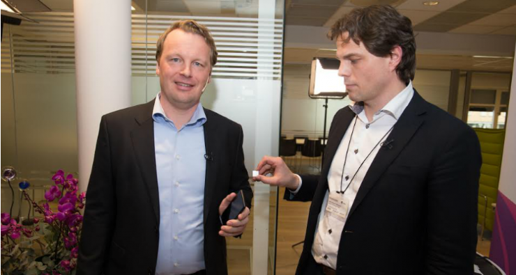 Industri 4.0|Telia og Disruptive Technologies